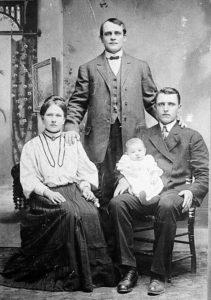 Stefanik Family Portrait