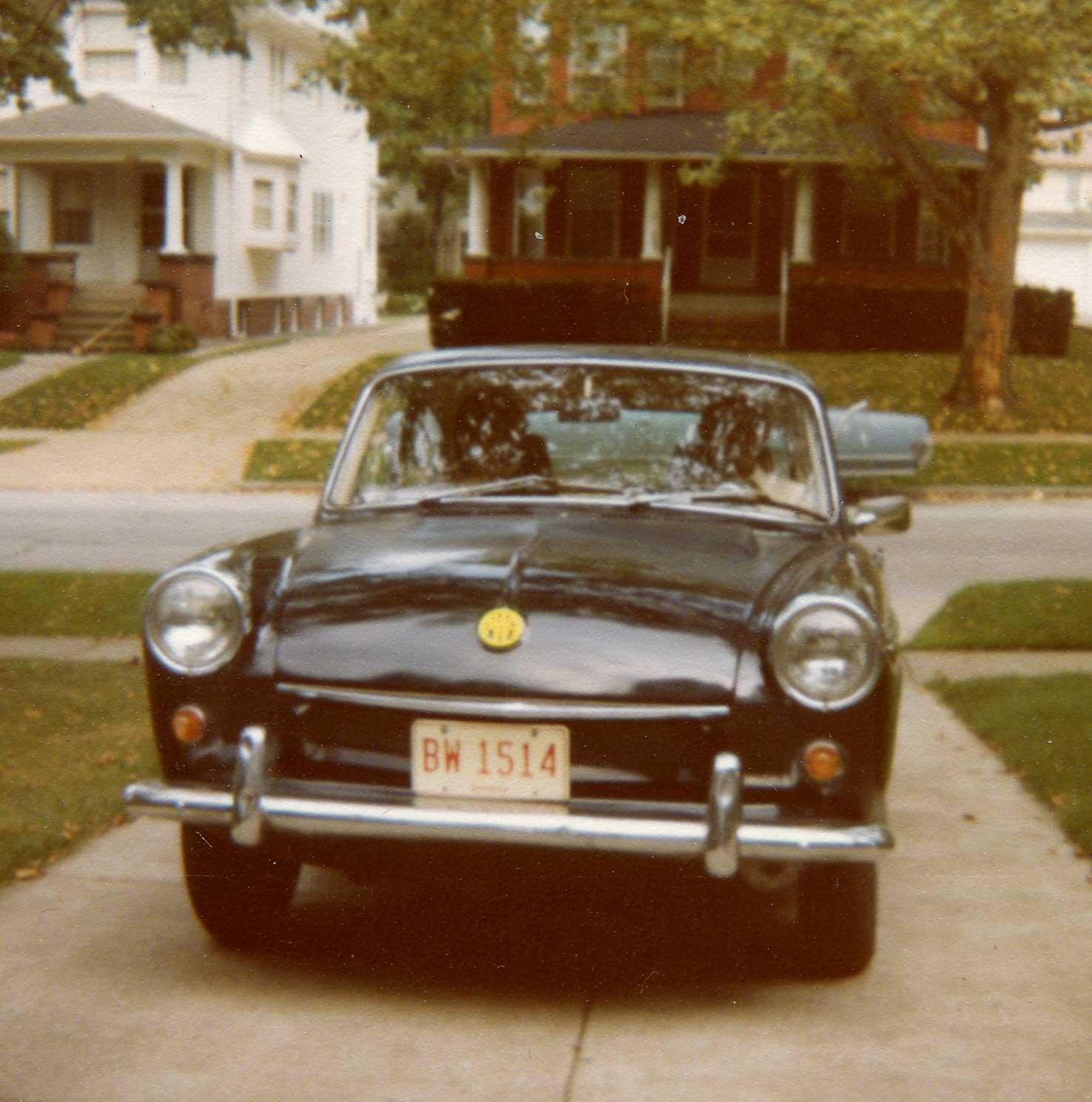 Grandpa's Electric Car